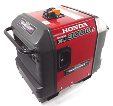 Honda EU7000is Proapne And Natural Gas By GenConneX