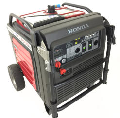 Propane and Natural Gas Honda Generators