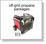 off-grid propane packages