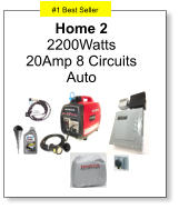 Home 2 2200Watts 20Amp 8 Circuits Auto #1 Best Seller