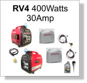 RV4 400Watts 30Amp