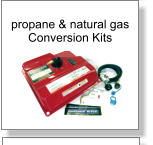 propane & natural gas Conversion Kits
