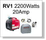 RV1 2200Watts 20Amp