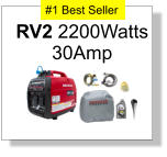 RV2 2200Watts 30Amp #1 Best Seller